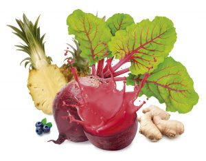 SMOOTHIES GINGER BEETS 15X150GR.