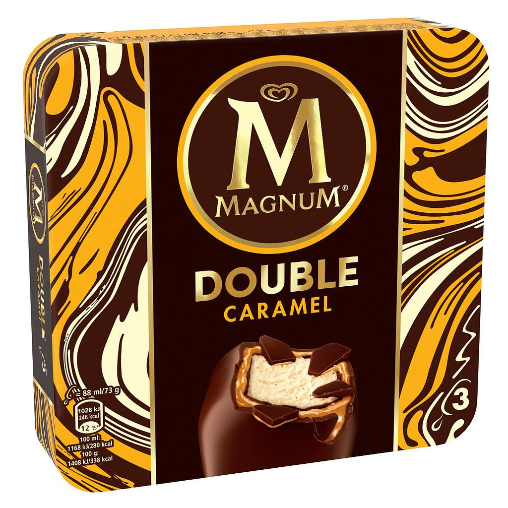 MAGNUM DOBLE CARAMELO 3MP 294G